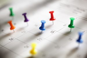 How to use an editorial calendar for email marketing